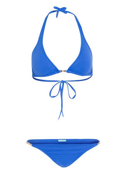 Blau Triangel bikini Melissa Mustique Odabash Y1Inq4