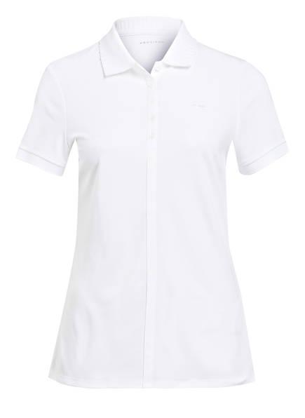 RÖHNISCH Piqué-Poloshirt SWING, Farbe: WEISS (Bild 1)