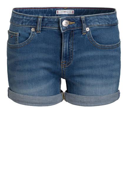 TOMMY HILFIGER Jeans-Shorts NORA, Farbe: BLAU (Bild 1)