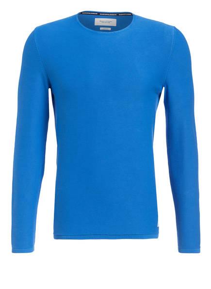 Marc O'Polo DENIM Pullover, Farbe: BLAU (Bild 1)