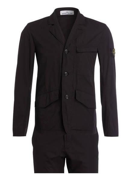 STONE ISLAND Anzug Slim Fit, Farbe: SCHWARZ (Bild 1)