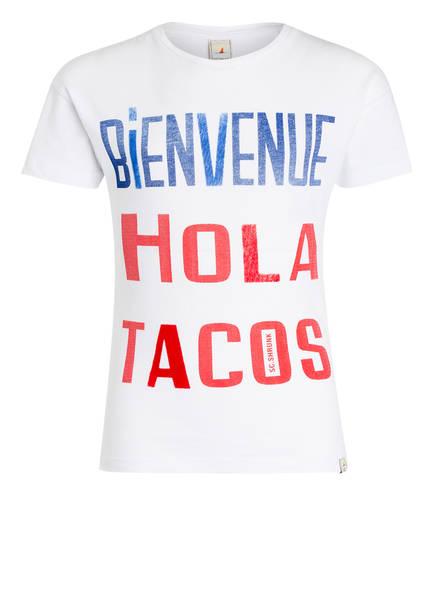 SCOTCH SHRUNK T-Shirt , Farbe: WEISS (Bild 1)