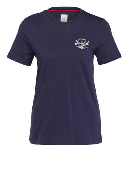 Herschel T-Shirt , Farbe: NAVY (Bild 1)