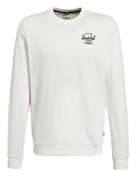 Herschel Sweatshirt, Farbe: WEISS (Bild 1)