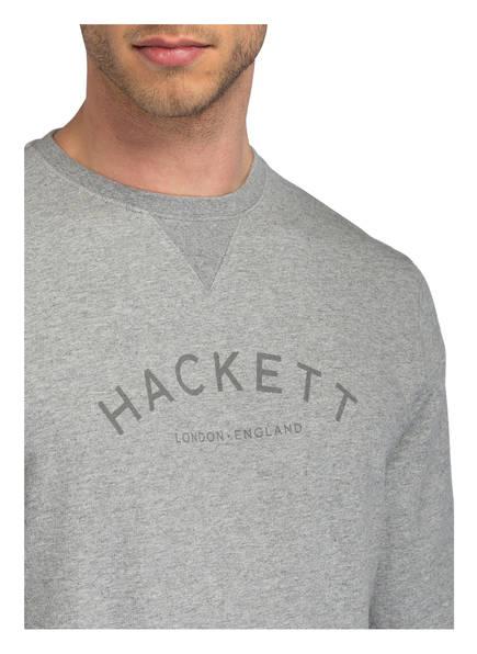 London Sweatshirt Grau Sweatshirt Hackett Grau Hackett London fxFqCw