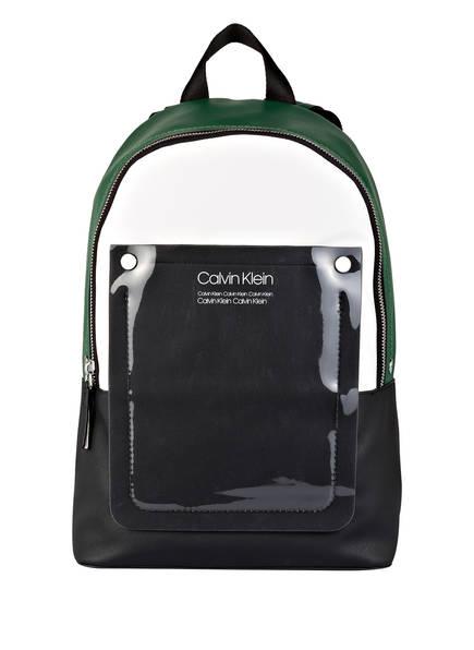 Calvin Klein Rucksack, Farbe: GRÜN (Bild 1)