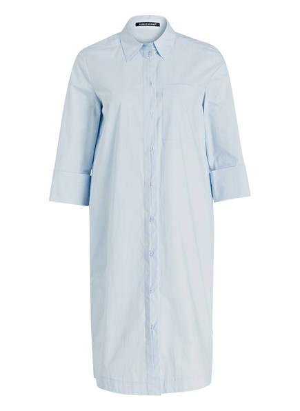 LUISA CERANO Hemdblusenkleid, Farbe: HELLBLAU (Bild 1)