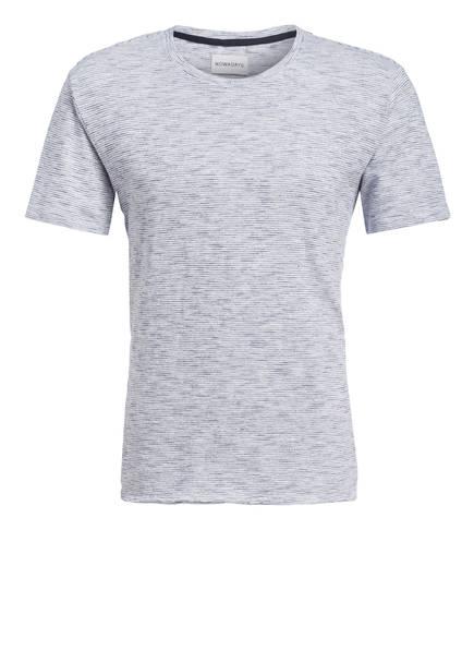 NOWADAYS T-Shirt, Farbe: WEISS/ BLAU (Bild 1)