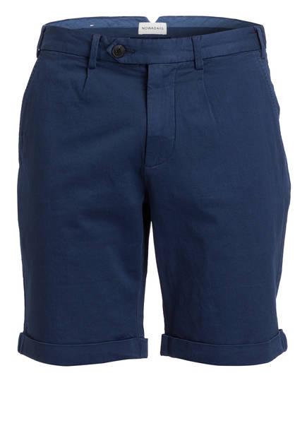 NOWADAYS Shorts Regular Fit, Farbe: BLAU (Bild 1)