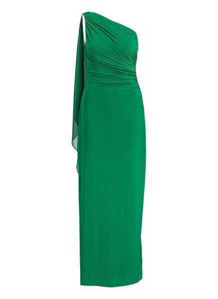 LAUREN RALPH LAUREN One-Shoulder-Kleid LISELLA , Farbe: GRÜN (Bild 1)