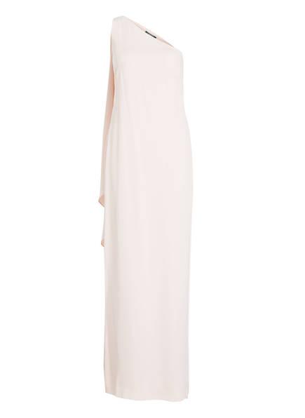 LAUREN RALPH LAUREN One-Shoulder-Kleid DEANNIE, Farbe: HELLROSA (Bild 1)