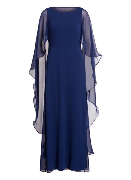 LAUREN RALPH LAUREN Abendkleid TERESI, Farbe: BLAU (Bild 1)