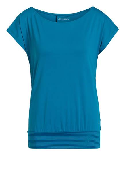 VENICE BEACH T-Shirt TREXA, Farbe: PETROL (Bild 1)