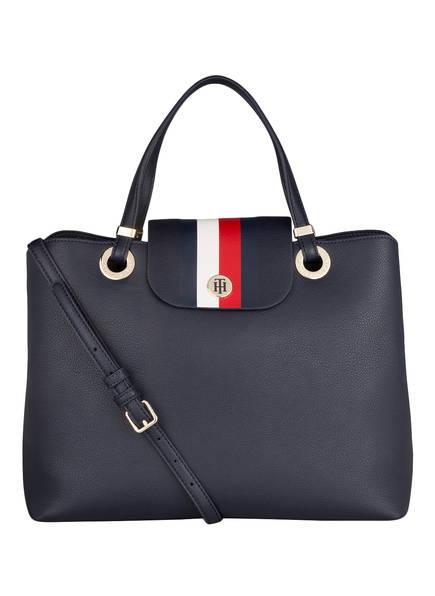 TOMMY HILFIGER Handtasche , Farbe: DUNKELBLAU (Bild 1)
