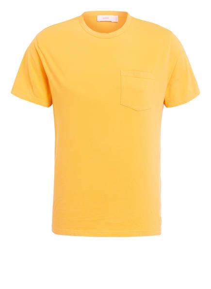 CLOSED T-Shirt, Farbe: DUNKELGELB (Bild 1)