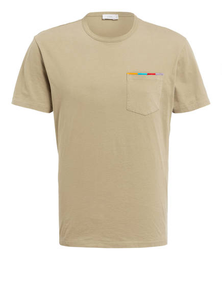 CLOSED T-Shirt , Farbe: KHAKI (Bild 1)