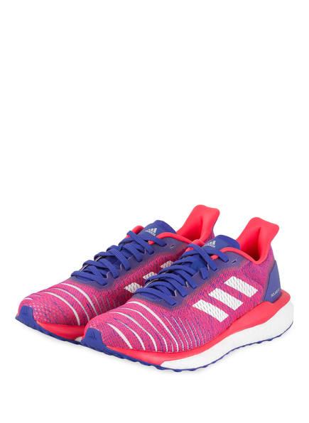 adidas Laufschuhe SOLARDRIVE , Farbe: PINK/ LILA/ WEISS (Bild 1)