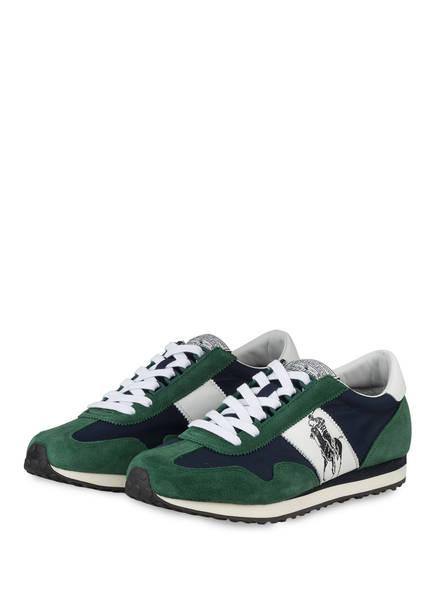 POLO RALPH LAUREN Sneaker TRAIN 90, Farbe: GRAU/ BLAU/ WEISS (Bild 1)