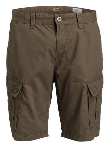 camel active Cargo-Shorts, Farbe: OLIV (Bild 1)