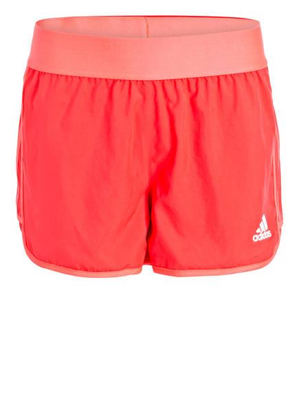 adidas Trainingsshorts, Farbe: NEONPINK (Bild 1)