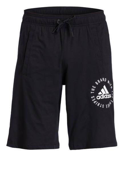 Adidas Shorts Sid schwarz