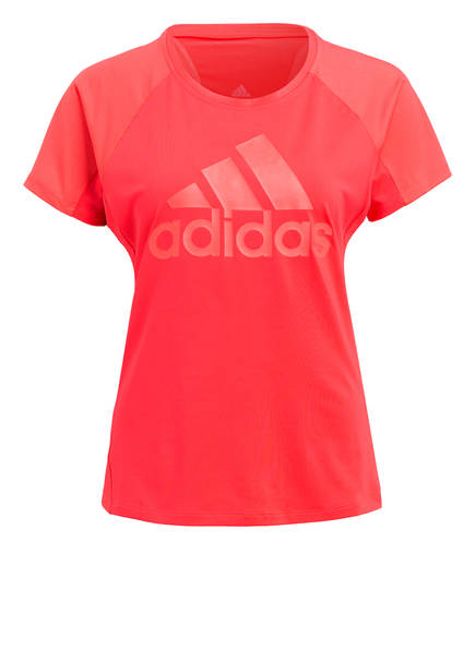 adidas T-Shirt LOGO, Farbe: PINK (Bild 1)