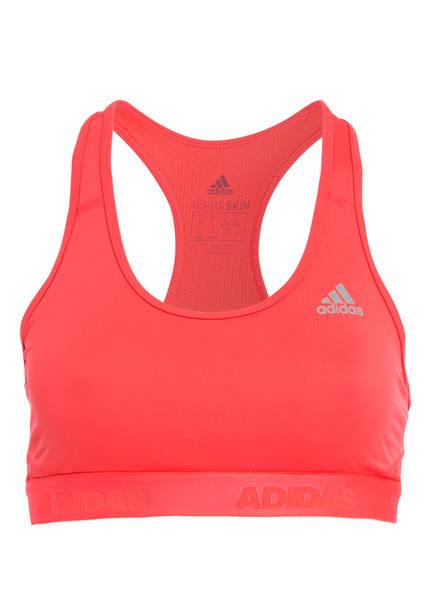 adidas Sport-BH DON'T REST ALPHASKIN, Farbe: HELLROT (Bild 1)