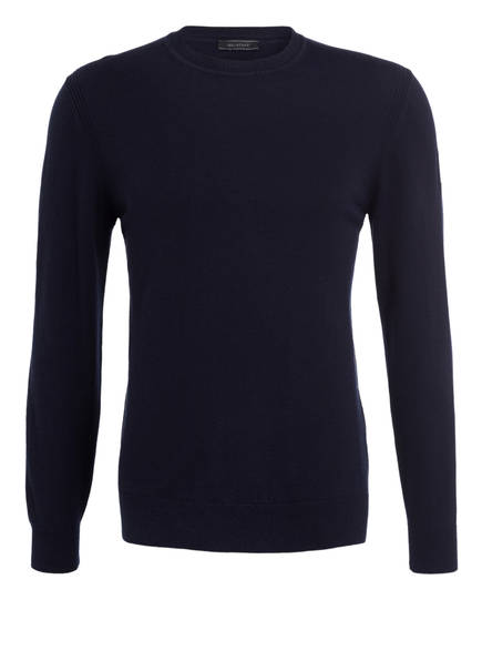 BELSTAFF Pullover MOSS, Farbe: DUNKELBLAU (Bild 1)