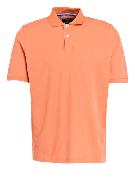 FYNCH-HATTON Piqué-Poloshirt, Farbe: LACHS (Bild 1)
