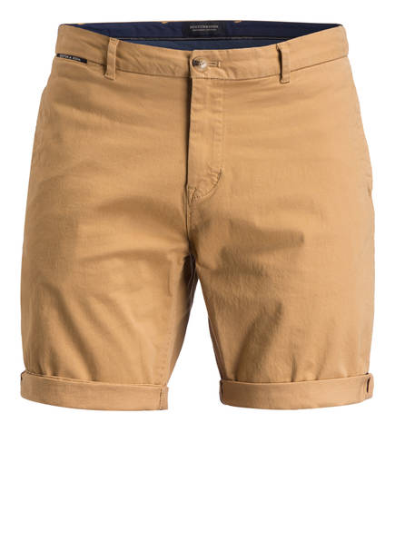 SCOTCH & SODA Chino-Shorts, Farbe: COGNAC (Bild 1)