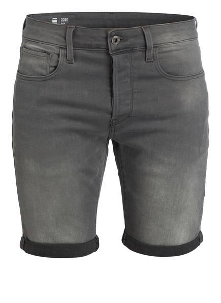 G-Star RAW Jeans-Shorts Slim Fit, Farbe: 071 MEDIUM AGED GREY (Bild 1)