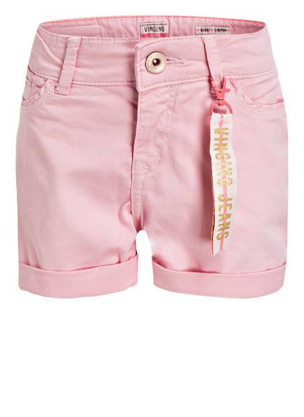 VINGINO Shorts DIMPHY , Farbe: HELLROSA (Bild 1)