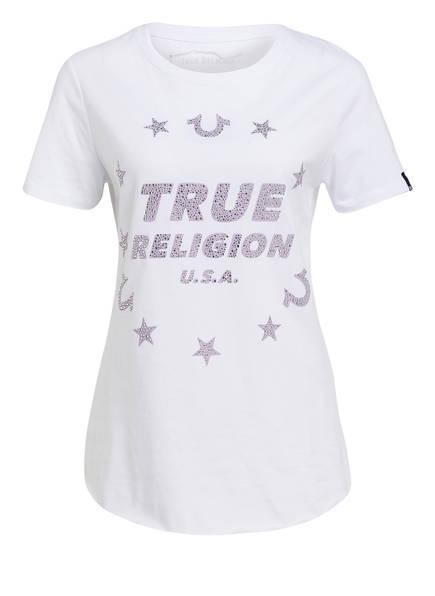 TRUE RELIGION T-Shirt, Farbe: WEISS (Bild 1)
