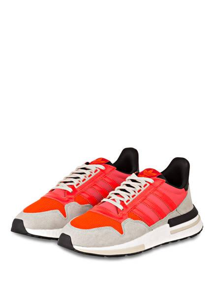 adidas Originals Sneaker ZX 500 RM, Farbe: ROT/ HELLGRAU (Bild 1)