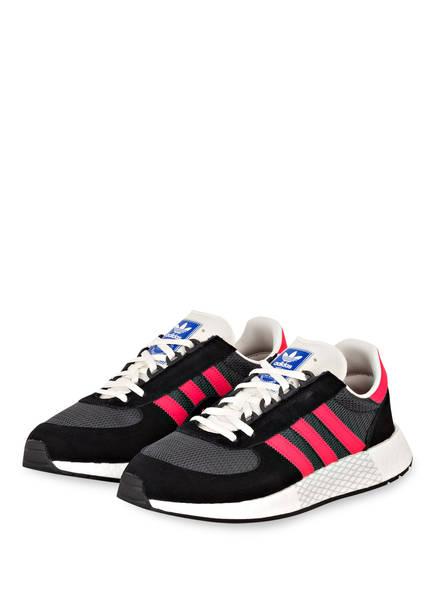 adidas Originals Sneaker MARATHON TECH, Farbe: SCHWARZ/ WEISS/ PINK (Bild 1)