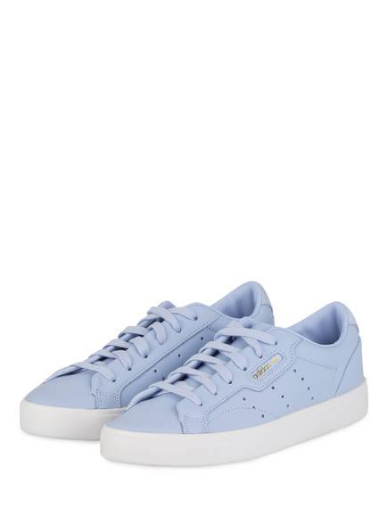 adidas Originals Sneaker SLEEK, Farbe: BLAU (Bild 1)