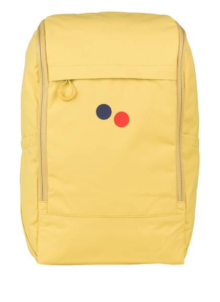 pinqponq Rucksack PURIK, Farbe: GELB (Bild 1)