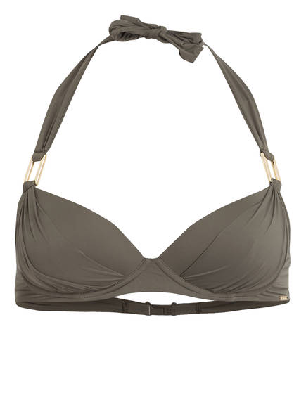 Aubade Push-up-Bikini-Top, Farbe: KHAKI (Bild 1)