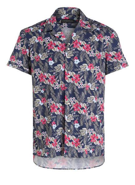 DRYKORN Resorthemd BIJAN Comfort Fit, Farbe: BLAU/ GRÜN (Bild 1)