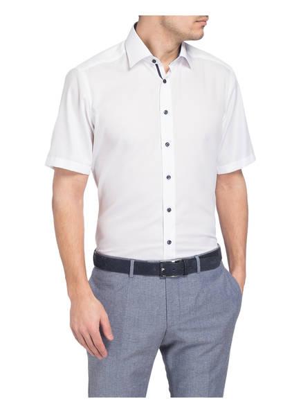 Weiss Luxor Halbarm Fit hemd Modern Olymp dEqwcaXa