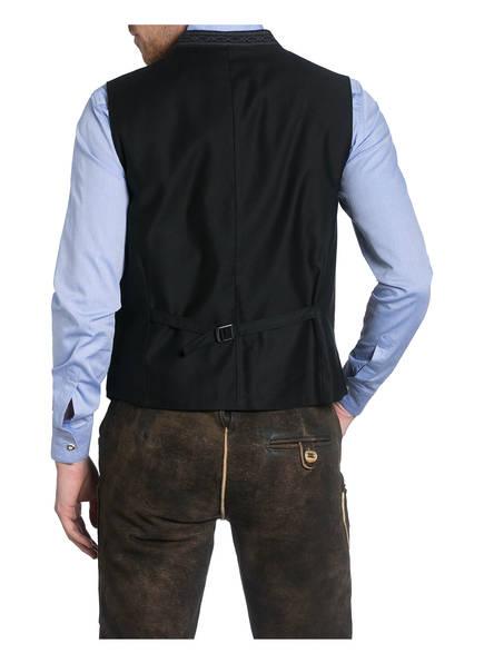 Hammerschmid Trachtenweste ERICH GRAU/ DUNKEL GRAU - Herrenbekleidung Rabatt