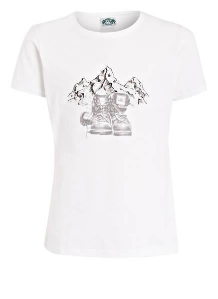 Hammerschmid T-Shirt BERGSTOCK, Farbe: WEISS (Bild 1)