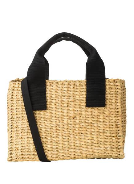 MUUÑ Handtasche NINON, Farbe: BEIGE/ SCHWARZ (Bild 1)