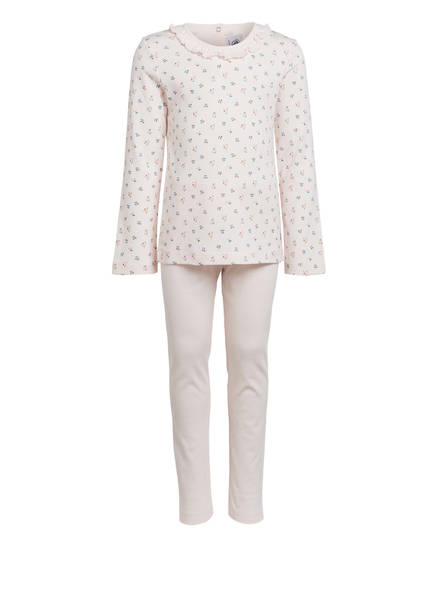 PETIT BATEAU Schlafanzug, Farbe: HELLROSA (Bild 1)