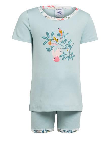 PETIT BATEAU Schlafanzug, Farbe: MINT (Bild 1)
