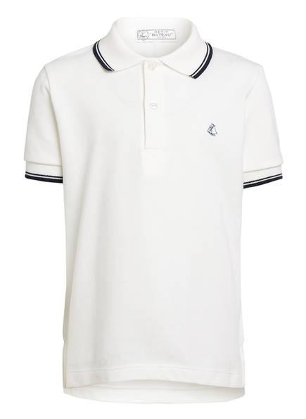 PETIT BATEAU Poloshirt, Farbe: WEISS (Bild 1)