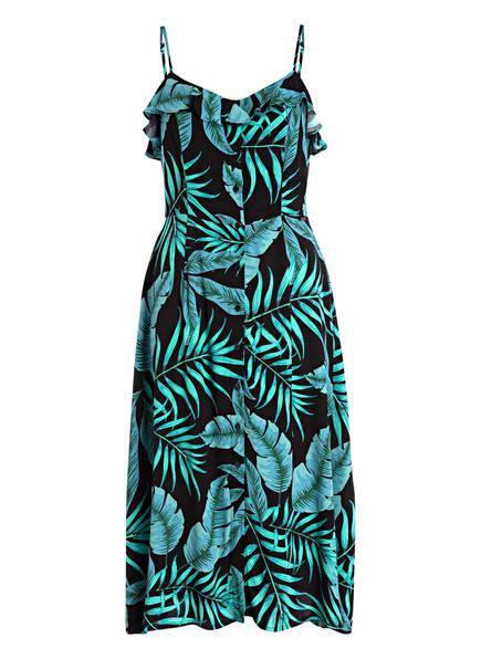 Pepe Jeans Kleid TULA , Farbe: SCHWARZ/ GRÜN (Bild 1)