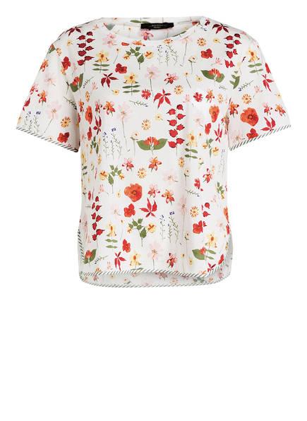 Palo Weiss Grün Rot T Weekend Maxmara shirt wxB11Z