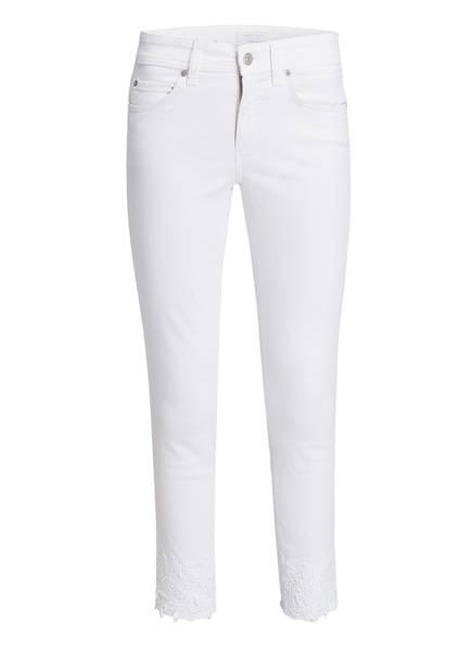 CAMBIO 7/8-Jeans PARLA, Farbe: WEISS (Bild 1)