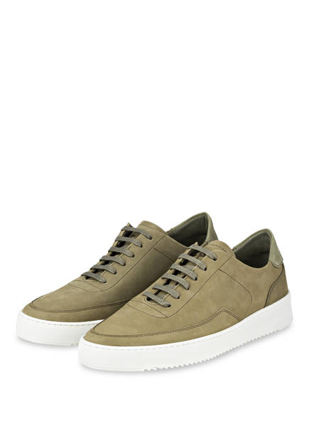 Filling Pieces Sneaker LOW MONDO, Farbe: OLIV (Bild 1)